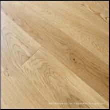 Piso de madera de roble de ingeniería doméstica / pisos de madera dura