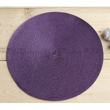 High Quality PP Round Placemat
