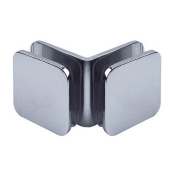 Abrazaderas de acero inoxidable de 90 grados para cabina de ducha