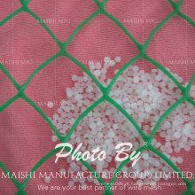 Rede lisa plástica do PE / PP, malha lisa plástica