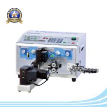 CNC High Precision Automatische Drahtschneiden & Kabel Strippen & Verdrehen Maschine