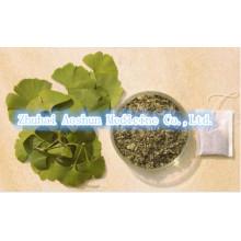 Extrait de feuille de Ginkgo Biloba à base de plantes naturelles