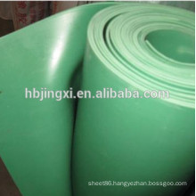 Green SBR Rubber Mat with Low Price