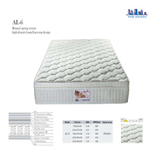 Royal Comfortable Gel Memory Foam Pocket Spring Bed Mattress