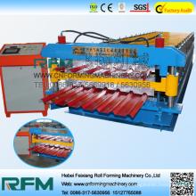Hochwertige kombinierte All-in-One-Walzenformmaschine