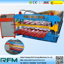 High quality combined all-in-one roll forming machine
