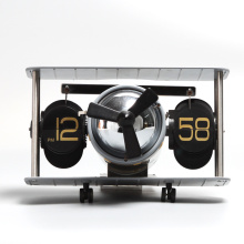 Daily Use Time Showing Table Flip Clock