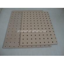 Перфорированная плита / декоративные панели из твердой / твердой плиты / панели 4x8