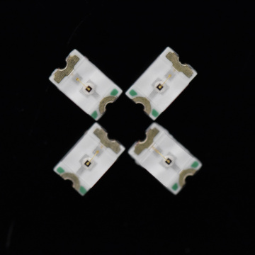 0805 (2012) LED infrarrojo 850nm SMD LED