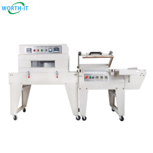 All In One Shrink Wrap Machine Vegetable Film Wrapping Machine L Sealer And Shrink Tunnel