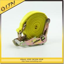 Best Quality Ratchet Tie Down Belts/Ratchet Lashing Belts