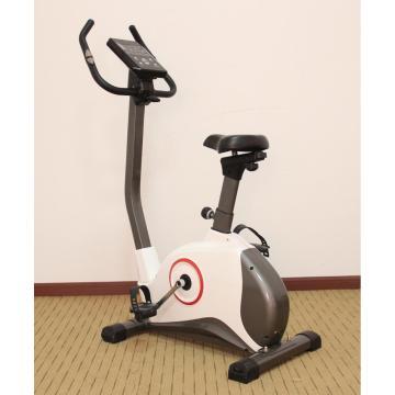 Bicicleta de pedal magnético con sillín ajustable de 3 brazos