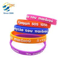 Belle qualité bracelet unisexe couple bracelet Fashion