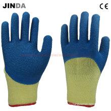 Рабочие перчатки с голубым латексом (LH505)