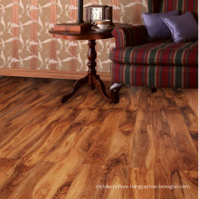 In high sales flat solid walnut wooden flooring for hotel project