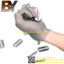 Stainless Steel Protective Cutting Gloves