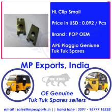Ape 3 Wheeler Tuk tuk Spares HL Clip Small