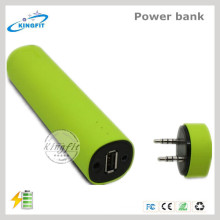 Modischer Mini Power Bank Bluetooth Lautsprecher
