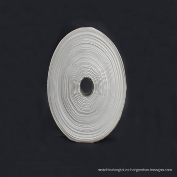 cinta de fibra de vidrio tejida de aislamiento de calor de fibra de vidrio reforzada