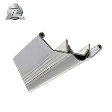Perfil de extrusão de alumínio de limiar 6063-t5