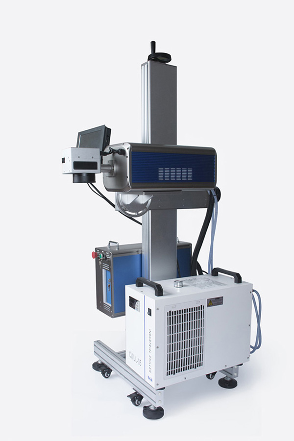 Industrial Flying 5W UV Laser Marking Machine