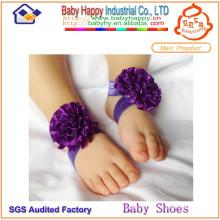Nouvelle mode stylée belle élégante chaussure bébé ornements