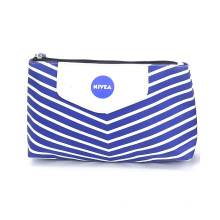 2016 High Quality Cosmetic Pouch Bag with Logo Customized