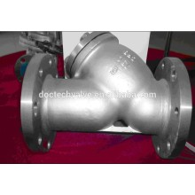 Best Sell Good Quality ANSI /JIS / DIN Flange Cast Steel /Stainless Steel/CF8/CF8M Y Strainer