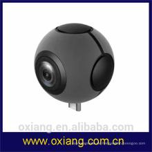Neue Stil Pano Live View WiFi 360 Grad Vr Kamera Android Mobile Control Dual Panorama Vr Kamera mit Best Preis