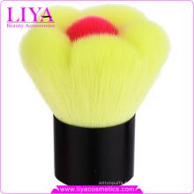 2015 meilleur cou cosmétiques pinceau Kabuki pinceau de maquillage