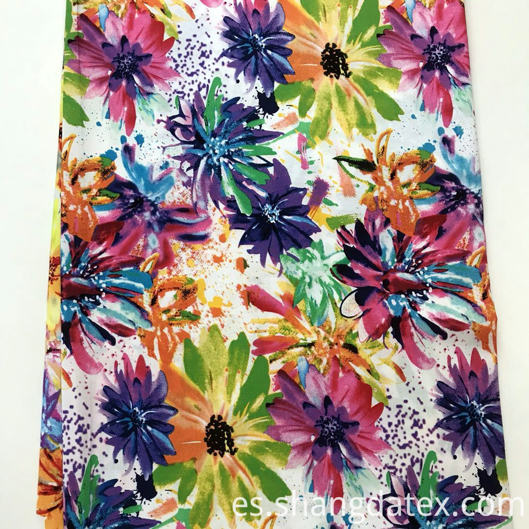 spring and summer rayon fabric
