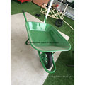 Green Color Wheel Barrow Wb6400