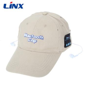 Sports Baseball Hat with Earphone Bluetooth Wireless