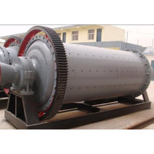 Dry cement ball grinder