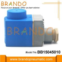 Ammoniak-Magnetventilspulen im Kühlsystem