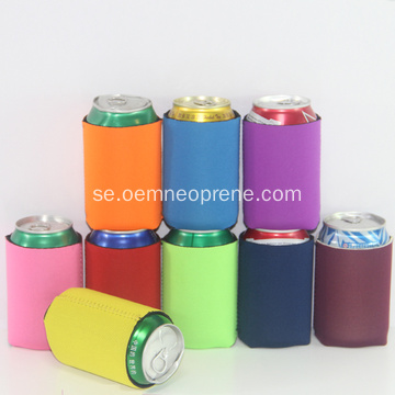 Custom Size Thermal Neoprene Tube Can Coolers