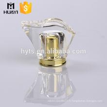 Hotsale 15mm cou parfum bouteille fantaisie parfum vaporisateur