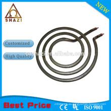 Clásica y caliente de la venta 2014 tubería de calentamiento de bobina formable