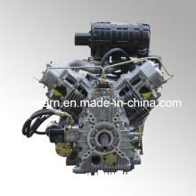 15HP Air-Cooled Two Cylinder Diesel Engine Set (2V86F)