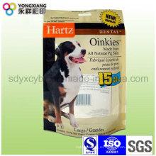 Встаньте сумку Ziplock для корма для домашних животных