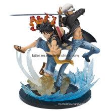"""""""One Piece"""" Plastic Action Figure Souvenirs"""