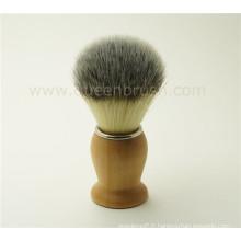 Poignée en bois Badger Hair Shaving Brush