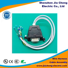 Usine adaptée aux besoins du client de câblage de voiture des véhicules à moteur de Shenzhen