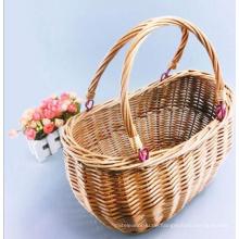 (BC-ST1102) Qualitäts-handgemachter Weide-Einkaufskorb