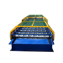 2016 south africa xinnuo 1008 roof steel tile machine