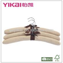 Ensemble de pendentif en tissu micro-suedue 3pcs en couleur pure