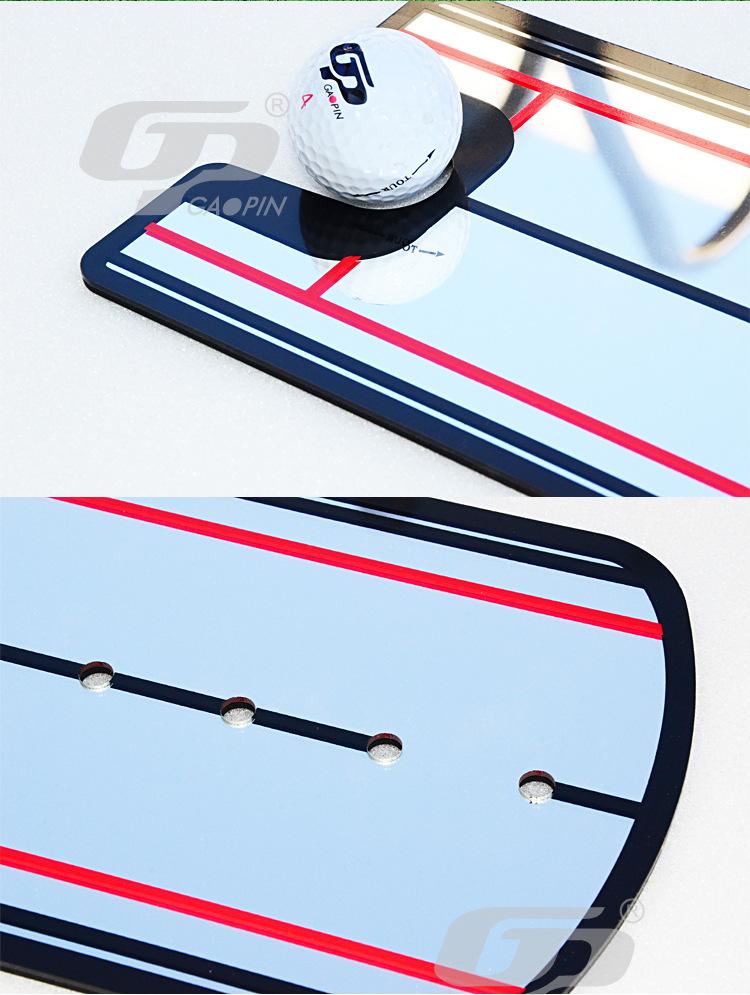 Customize Line Golf Practice Mirror