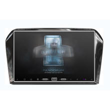 Yessun 10,2 pouces Android Car DVD GPS pour VW New Jetta