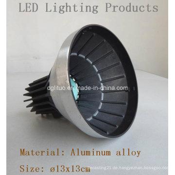 LED-Beleuchtung Gehäuse-Körper / Aluminium-Legierung Druckguss-Teile