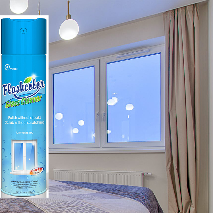 glass cleaner household